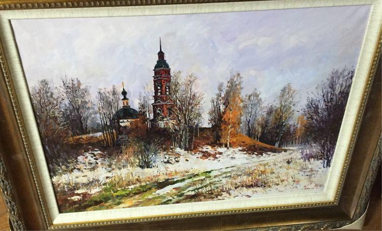 俄罗斯当代油画家作品展暨列宾美院专职模特写生图片