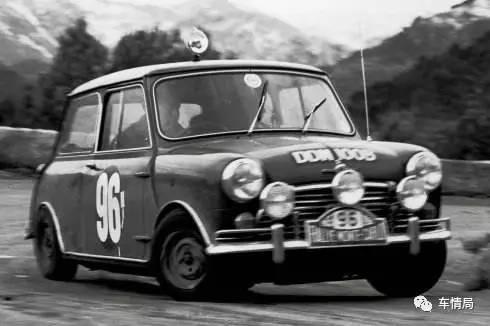 汽车 正文  第一部迷你出生在1959年的8月,由年的英国汽车公司,简称为
