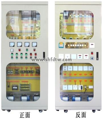 接线装置,漏电断路器,熔断器,电流互感器,单相电度表,床头控制面板