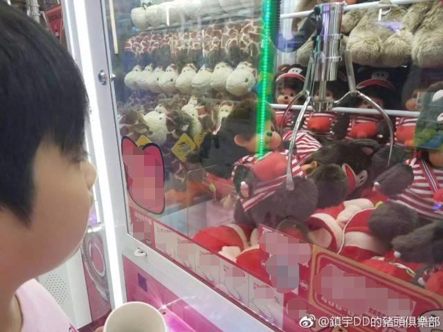 吴镇宇晒费曼近照,费曼身材引粉丝v近照东莞威富玩具厂图片