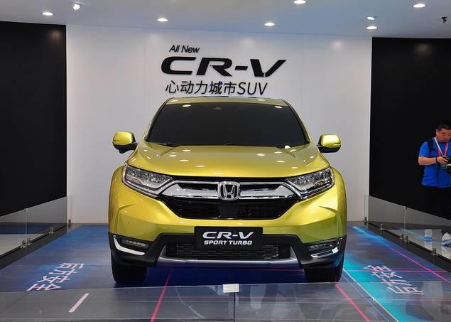 本田新CR-V下月上市,混动车型国内全球首发