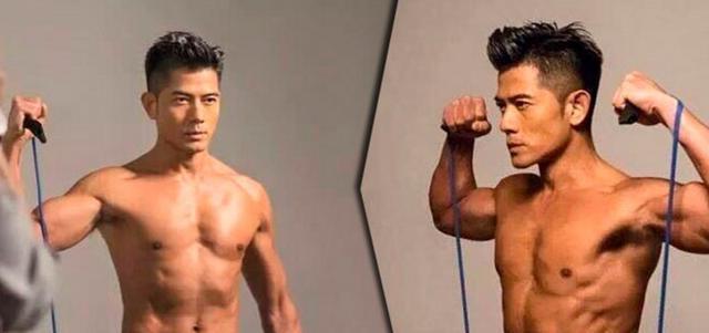 娱乐圈拥有健硕肌肉的男明星,有你喜欢的吗