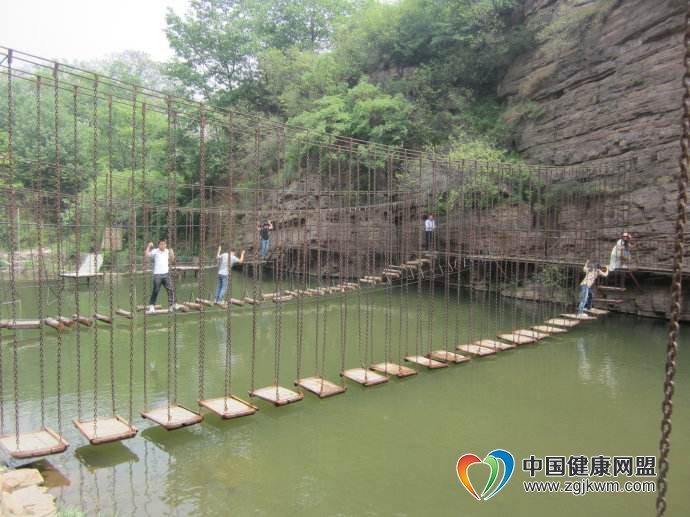 洛阳新安县龙潭大峡谷景区旅游攻略-水上乐园!