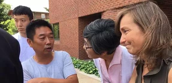 中国留学生章莹颖事件