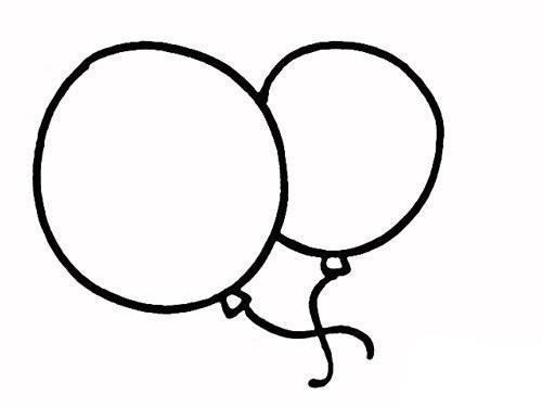 儿童简笔画:气球糖果游戏等,孩子喜欢的都在这了