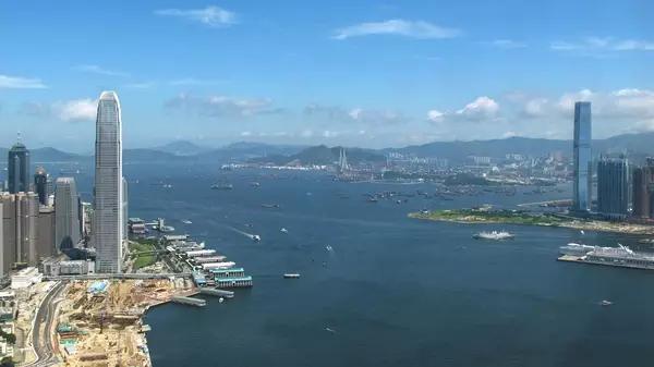 去,香港这九大建筑设计依然牛逼
