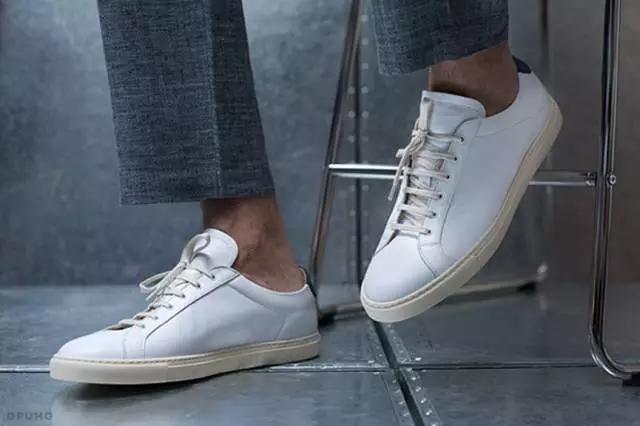 看懂哪双小白鞋更适合你!主流小白鞋盘点