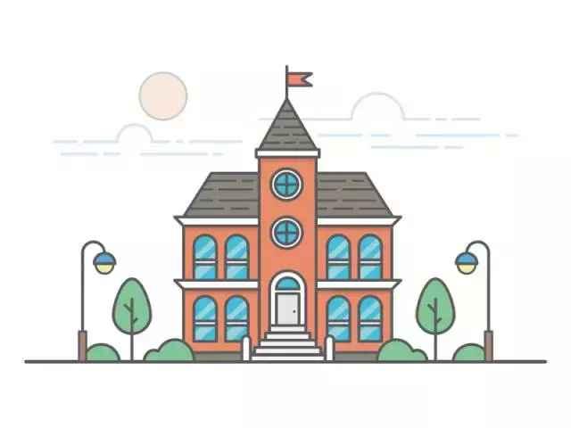 建筑简笔画教程             容,请关注 幼儿园创意亲子手工(kidsdiy