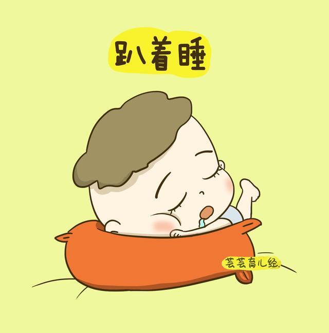宝宝入睡后四种表现是生病信号,家长别忽视