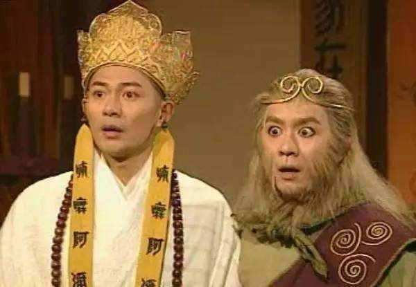 """28岁出道却帅过刘德华,被称""""史上最帅唐僧"""""""