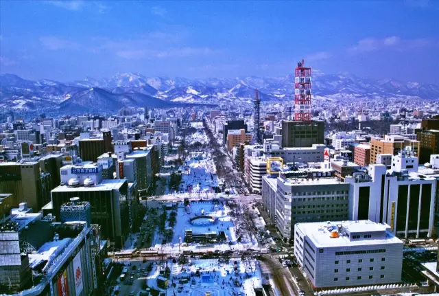旭川人口_北海道 疯狂穿梭的5日 从登别 旭川 网走到札幌 小樽(2)