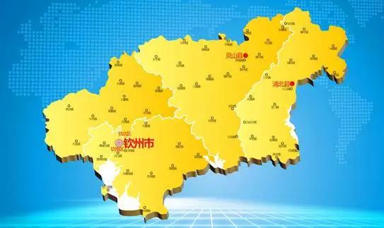 钦南区,钦北区,灵山县,浦北县,钦州港经济开发区 有理想,有追求,有