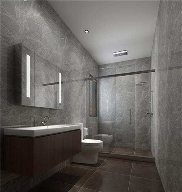 社区255平米北欧风格装修 质感舒适图片