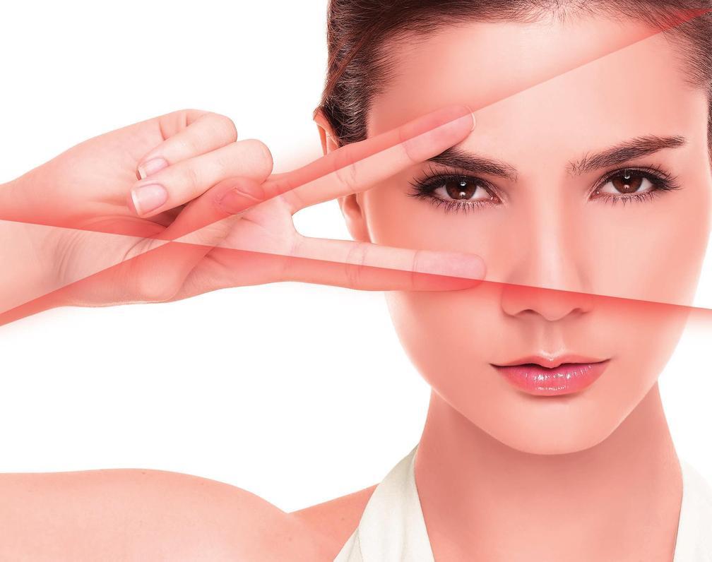 正确的皮肤护理程序