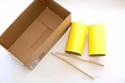 diy手工制作木棍类作品