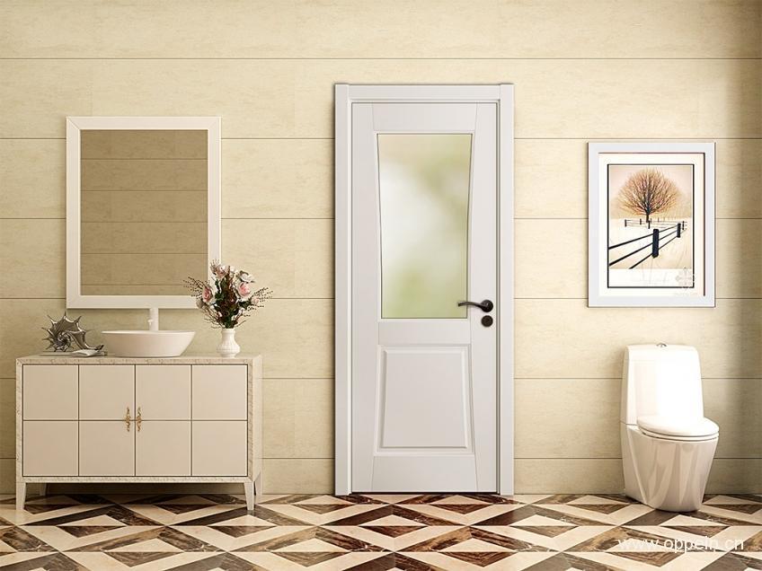 新款浴室玻璃门图片大全