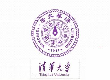 清华大学校徽动态图,想投一个飞镖上去