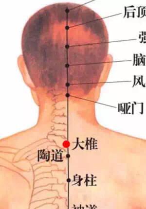 大椎血是人体哪个位置_3.大椎穴