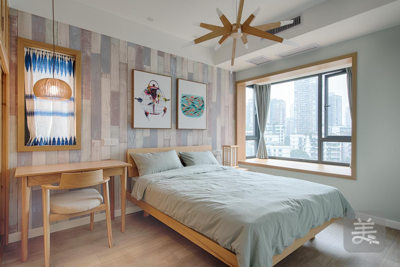 大连新房装修-简约北欧温暖又干净简约的家