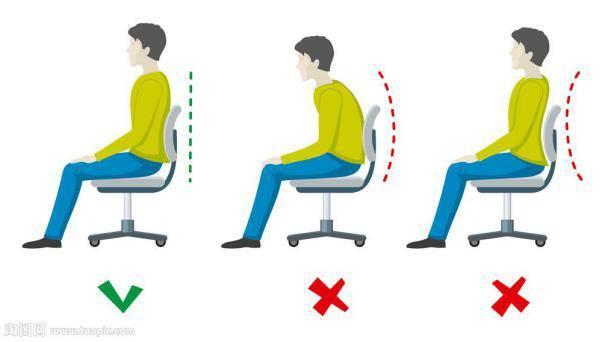 想保養好腰椎,必須掌握這幾個姿勢!圖片