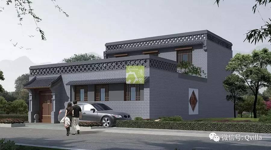 十套二层新农村自建别墅设计方案连载(四)
