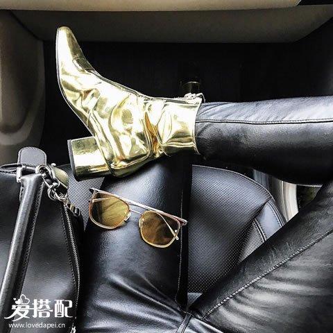 夏季可以穿靴子?这6款踝靴时髦又清爽