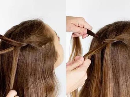 发型丨夏天穿上裙子,扎这样的头发,去哪都有回头