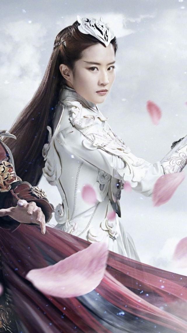 插刘亦菲逼_同样演《三生三世》刘亦菲和杨幂差距在哪?