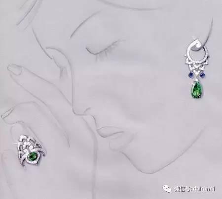 黛润尼珠宝艺术课程介绍——珠宝设计课