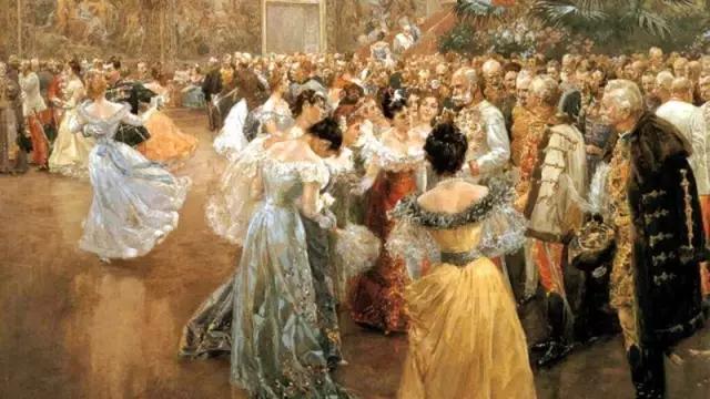 2017年王后夏洛特舞会在最浪漫古堡优雅开启 - 真心阳光 - 《真心阳光》博客