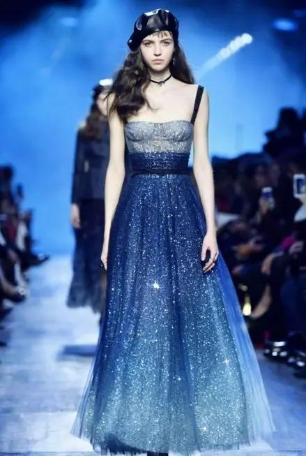 【服裝設計秀】巴黎時裝周dior服裝搭配圖欣賞