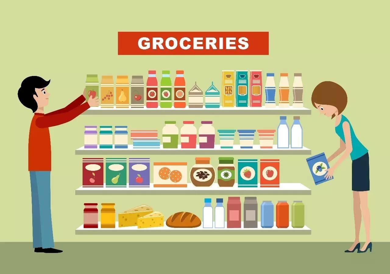 别想着无人超市啦!还是学好这些实用超市英语