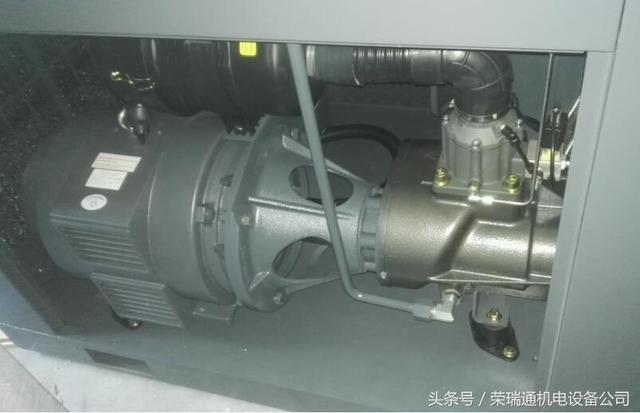了解螺杆空压机工作原理的几大特征让你不上当!
