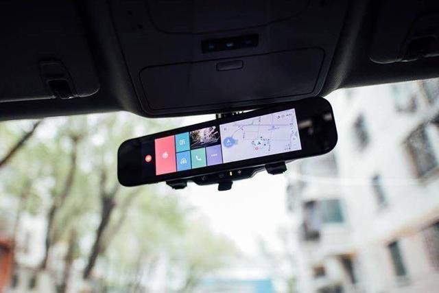小米系推多项汽车产品,70迈智能后视镜表现抢眼