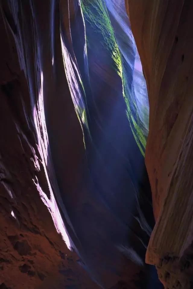 世界上最惊艳的峡谷,雨岔大峡谷!刚被发现就封闭 - wujun700 - wujun700的博客