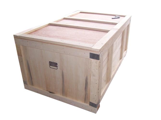 出口专用免熏蒸木箱特点