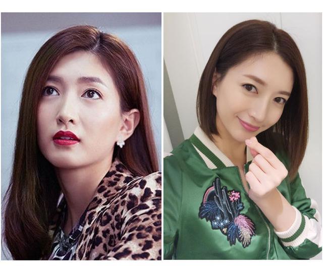杨幂刘诗诗等8位明星扎堆换发型,谁更胜一筹?