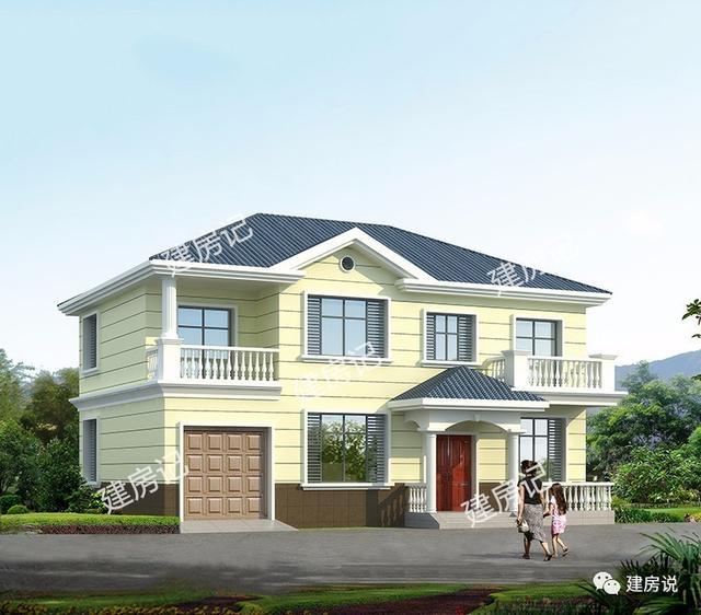 新建20万左右的别墅