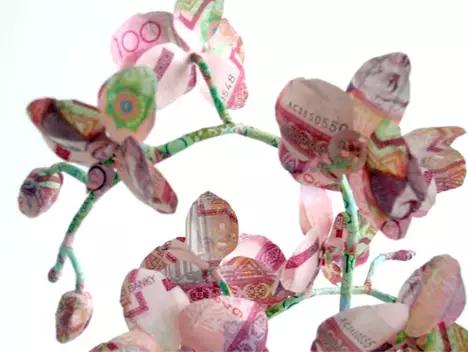 折纸花球步骤图解30块