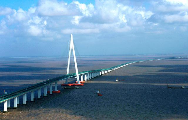 7,杭州湾跨海大桥图片