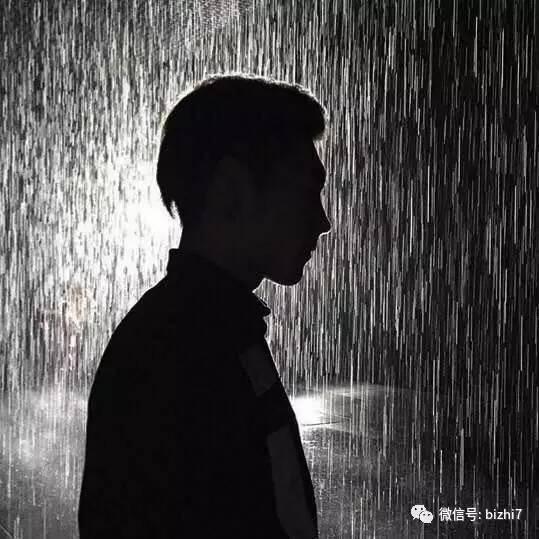 2017男生头像,霸气黑白头像高清图片