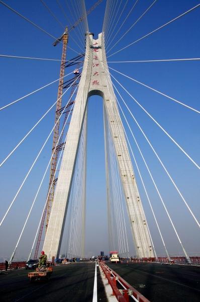 京港澳高速湖北段武汉军山长江大桥大修,请绕行