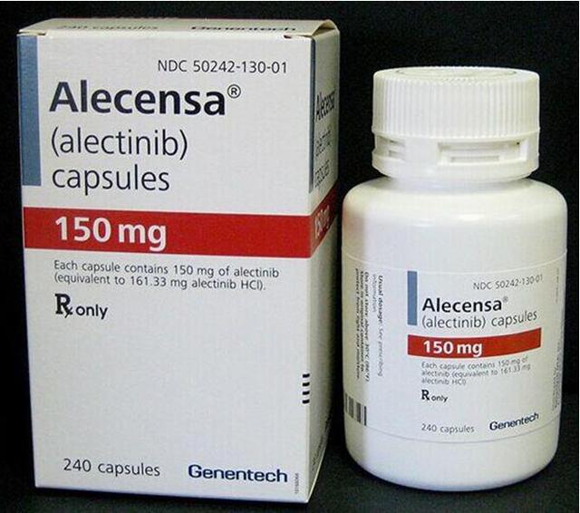 阿雷替尼Alecensa一线治疗非小细胞肺癌怎么样