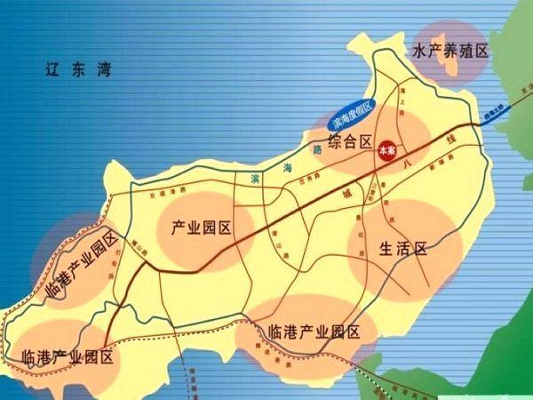 走进辽宁大连长兴岛国家经济开发区