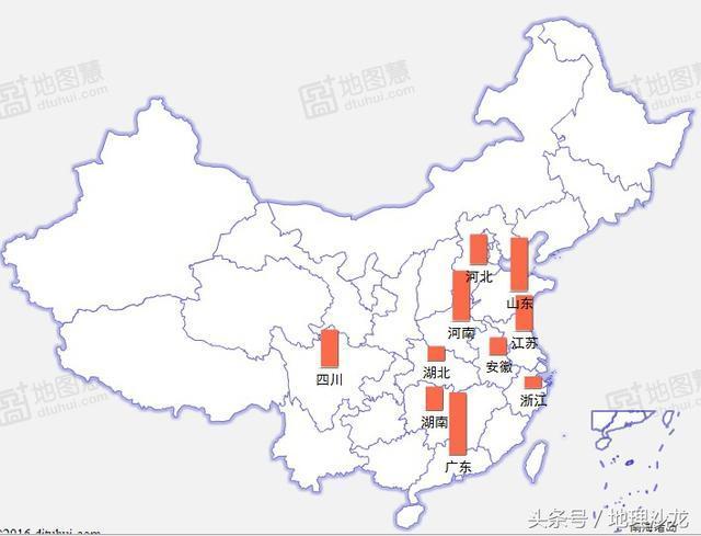 哪个省人口大概5000万_人口普查