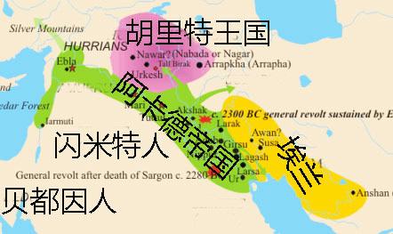 古巴比伦王国和新巴比伦王国正是亡于此.图片