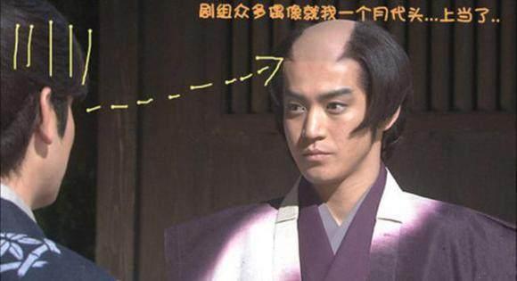 为什么古代日本男子的发型如此搞笑?图片