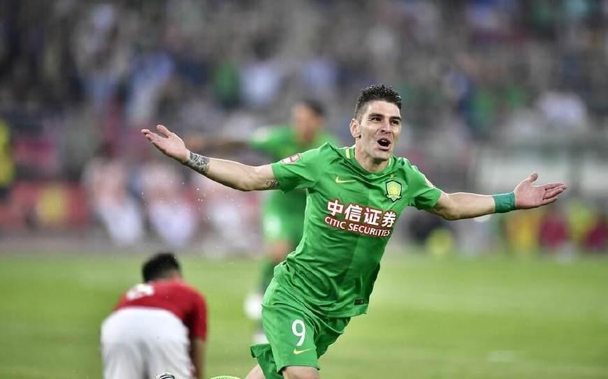 北京国安店_北京国安压哨官宣,赢得球迷掌声