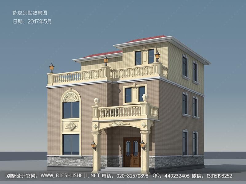 两层欧式别墅设计图片