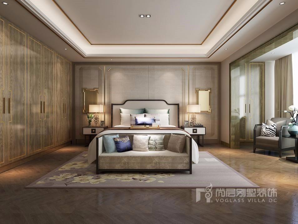 别墅装修中的新中式风格案例,您一定喜欢